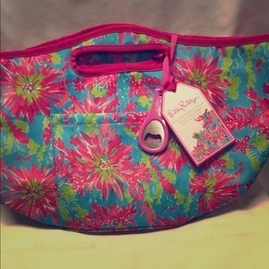 Lilly Pulitzer Insulated Beverage Bucket NWT